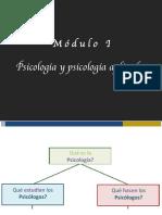 Psicologia Aplicada - Módulo I