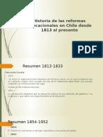 Presentacion Reformas Educ Chile_version Complementaria