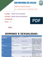 dominio 8 sexualidad