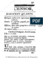 El Censor (Madrid. 1781). No. 4