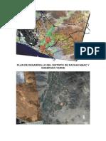 Plan de desarrollo Pachacamac y Quebrada Verde.pdf