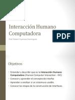 Sesión 01 - Interacción Humano Computadora (1)