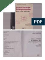 Svedek - Poluvodicke Komponente i Osnovni Sklopovi