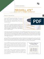 Superswell 47B Brochure