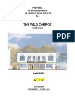 Wild Carrot Proposal for 3901 Shaw Boulevard - St. Louis, MO