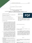 Hortofruticolas - Legislacao Europeia - 2002/10 - Reg nº 1881 - QUALI.PT
