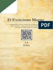 Exorcismo Magno