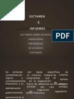 Dictamen Bases Especificas
