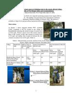 field observation of alternate sources 2004