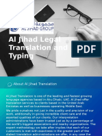 Translation Services Abu Dhabi