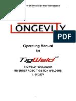 Acdc Tig Stick welder