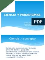 Ciencia y Paradigmas Eva