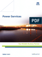 Brochure Power Services