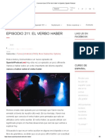 Common Uses of the Verb 'Haber' in Spanish _ Spanish Podcast