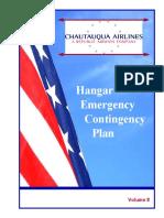 Hangar Emergency Contingency Plan 03-01-2005