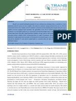 4. IJCSEIERD - Rainfall Runoff Modeling a Case Study