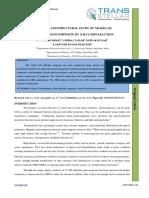 3. Ijmmse - Synthesis and Study of Nickel _ii_ Bakelite Nanocomposit