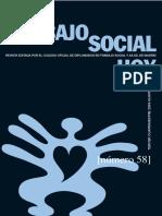Revista Trabajo Social Hoy nº 58