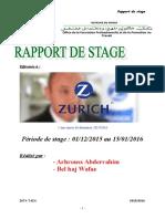 Rapport de Stage Arhrouss
