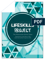 Life Skills Essay - The aim of Education