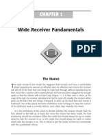 Wide Reciever Fundamentals