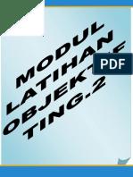 Modul Latihan Objektif Sejarah t2