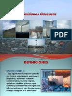 Emisiones Gaseosas - CALLAO