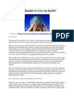 How Should we Live on Earth.pdf