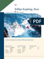 ConocoPhillips Kepiting Ikan Pari_0408