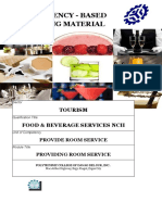 promote room service
