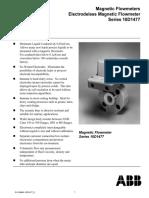 ABB 10D1477 (Magnetic Flow Meter)