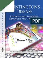 Hungitons Disease