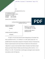 Johnson Et Al v. USA Doc 17 Filed 05 May 16