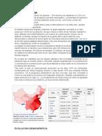 Analisis Social de China
