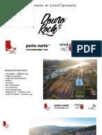 Apresentação Douro Rock