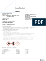 SA 784 a 80875_MSDS(GHS) (Mold Release Agent) [764125]