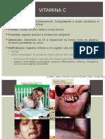 Vitamina C e D Rebeca (Apresentação).Pptx