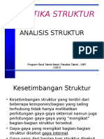 Analisis Struktur