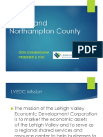 LVEDC - Northampton County Presentation