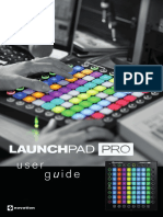 Launchpad Pro User Guide En