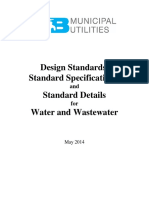 Design Standards Design Specifications and Standard Details