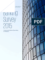 Banking Survey 2015 For Pakistan
