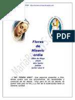 FLORES DE MISERICORDIA
