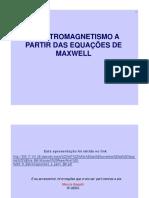 Equaes de Maxwell Pag 1 19