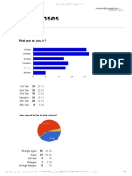 student survey 2015