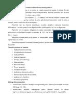 Tematica Proiecte Seminar TMFDP