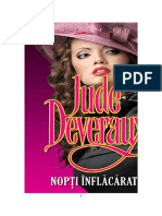 Jude Deveraux Nopti Inflacarate