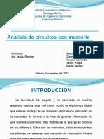 Análisis de circuitos con memoria