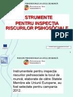 Campanie SLIC Instrumente Pentru Inspectie