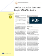 14 the Explosion Protection Document According to VEXAT in Austria Ex-Magazine 2011 Low-14